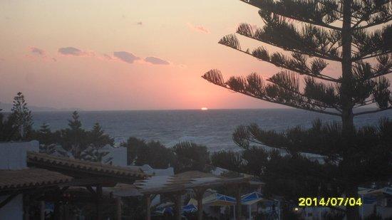 Mitsis Rinela Beach Resort & Spa : view