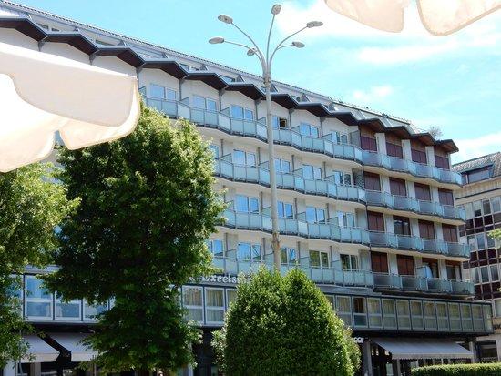Hotel Barchetta Excelsior: The hotel