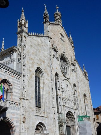 Hotel Barchetta Excelsior: Como Duomo