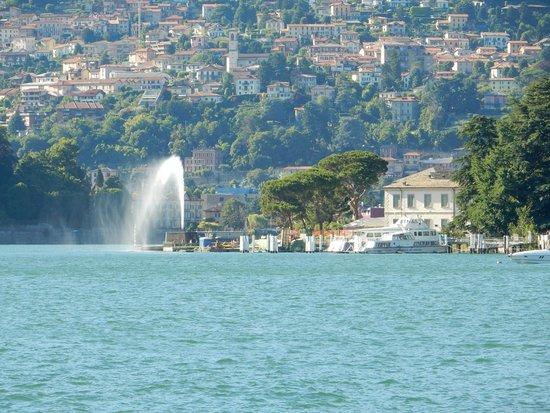 Hotel Barchetta Excelsior: Lake Como