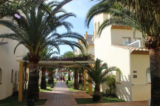 Hotel Pueblo Camino Real : de la picine à l'hôtel