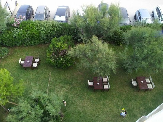 Hotel City Beach Resort: Giardino dell'hotel