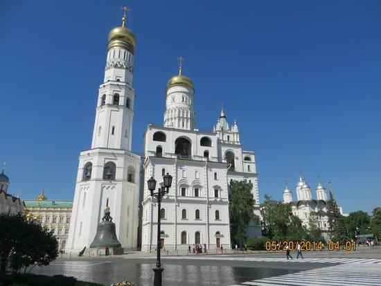 Moskauer Kreml: Cathedral