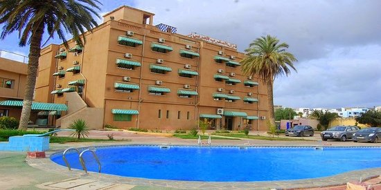 Hotel EL Maghreb EL Arabi - Arzew