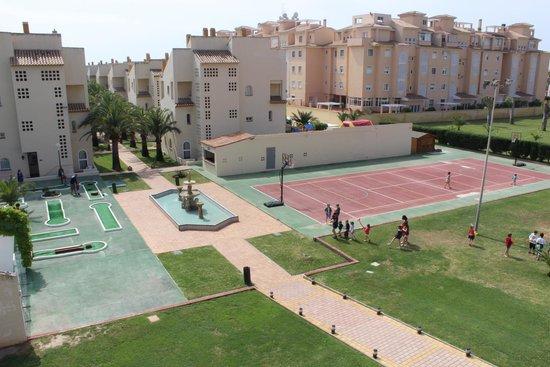 Hotel Pueblo Camino Real : terrains de jeux