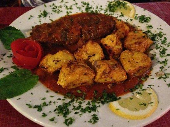 Mezze Palace Lebanese Restaurant: Mixed grill