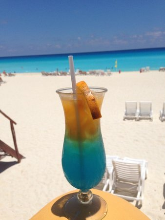 Fiesta Americana Condesa Cancun All Inclusive: can't get any better than this.