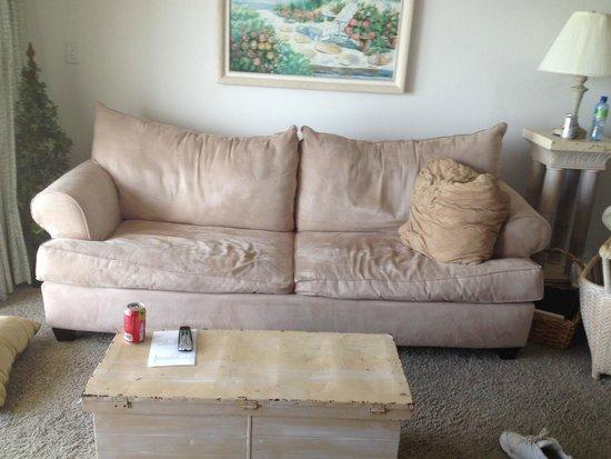 Crystal Sands Condominiums: Sofa Sleeper
