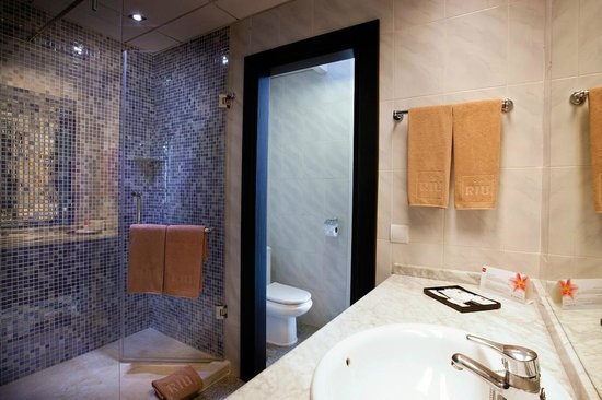 Hotel Riu Nautilus: Bathroom