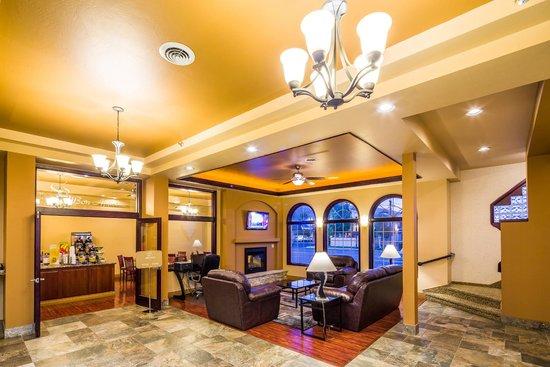 Quality Inn Gunnison: Lobby