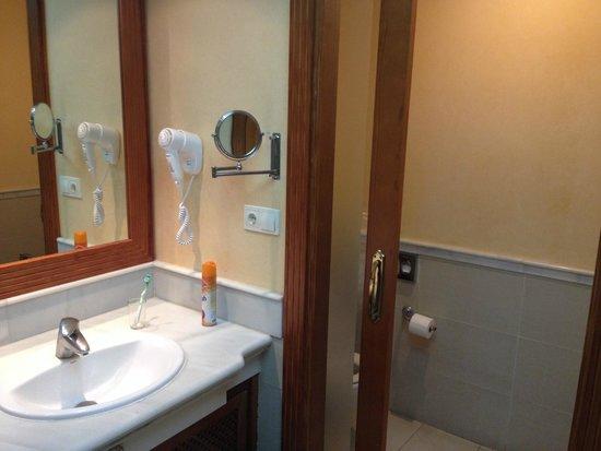 Costa Adeje Gran Hotel: Bathroom - toilet