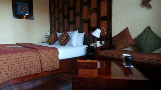 Victoria Sapa Resort and Spa: chambre 215