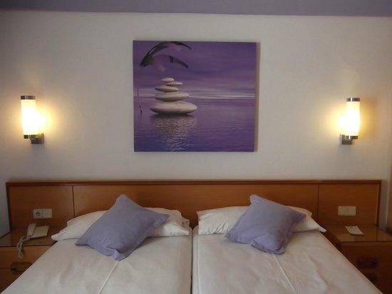 Hotel Riu Don Miguel: Vista de la habitación