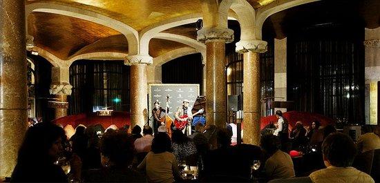 Casa Fuster Hotel : Jazz Club