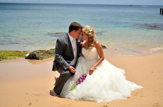 Sandals Regency La Toc: Our wedding at La Toc