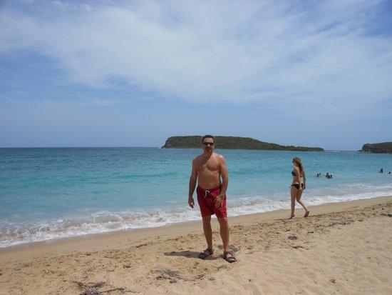 Sun Bay: Beach
