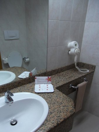 Hotel Riu Don Miguel : Baño
