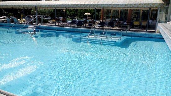 Hotel Terme Antoniano : Idromassaggi