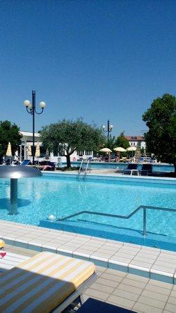 Hotel Terme Antoniano : Piscine