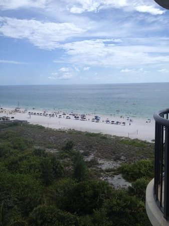 Hilton Marco Island Beach Resort: View from 9th floor
