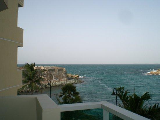 Condado Lagoon Villas at Caribe Hilton: View form room