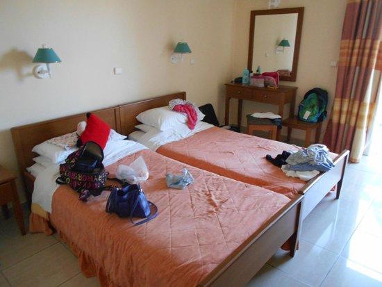 smartline Margarita Hotel: Our Room (again)