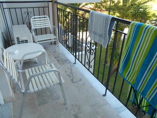 smartline Margarita Hotel: Balcony