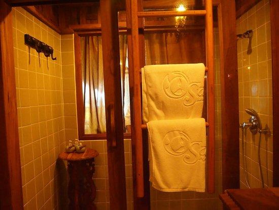 Santhiya Koh Yao Yai Resort & Spa : Bathroom