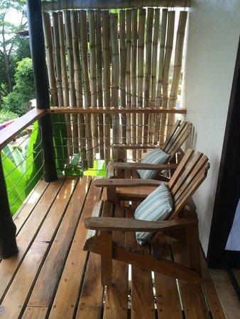 Casa MarBella: Private Balcony