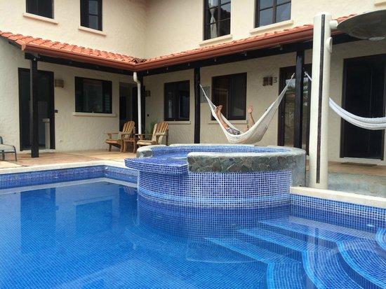 Casa MarBella: Shared Pool Area