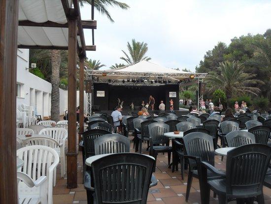 Insotel Tarida Beach Sensatori Resort: Entertainment area