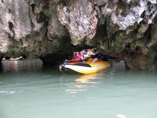 Laguna Tours : canoeing