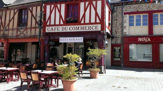 Bar brasserie le commerce la guerche de bretagne - Numero de telephone de la chambre des commerces ...
