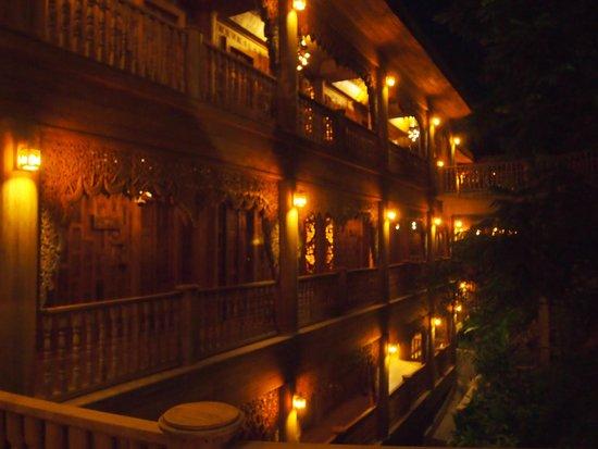 Santhiya Koh Yao Yai Resort & Spa: Rooms from outside