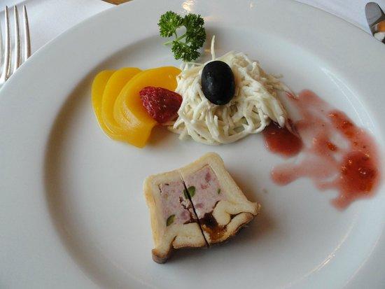 Parkhotel Schoenegg: Vorspeise
