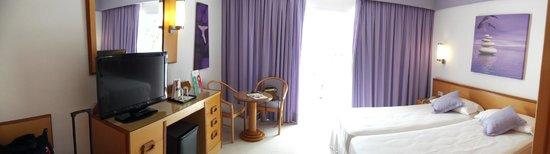 Hotel Riu Don Miguel: Panoramica