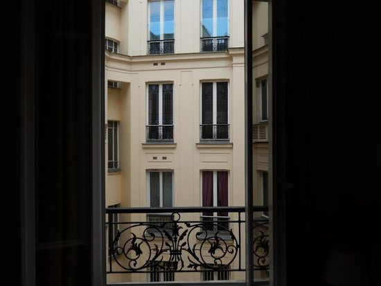 Hôtel Palym : View from room