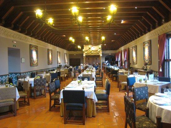 Parador de Alcañiz: Restaurant