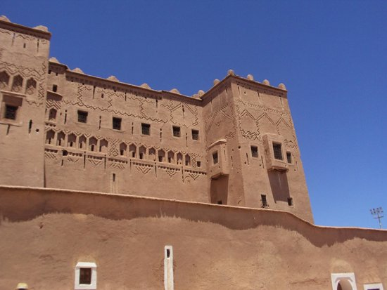 "Click Excursions Day Tours: Quarzazate  ""Kasbah"" we visited visit with small fee."