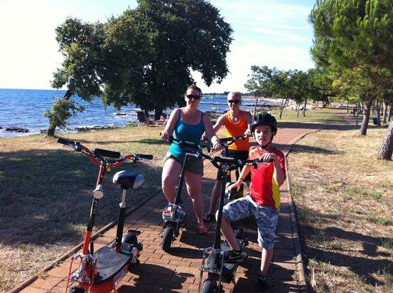 CampingIN Park Umag : Omgeving