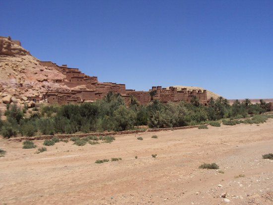 "Click Excursions Day Tours: Quarzazate day trip.""Ait Benhaddou"" a few miles out from Quarzazate .you can visit with small fe"