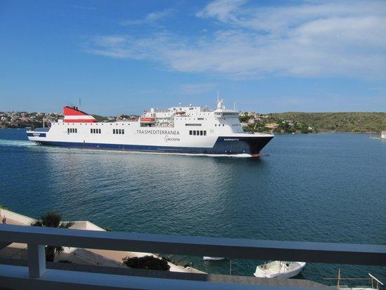 Barcelo Hamilton Menorca: A view with a room!