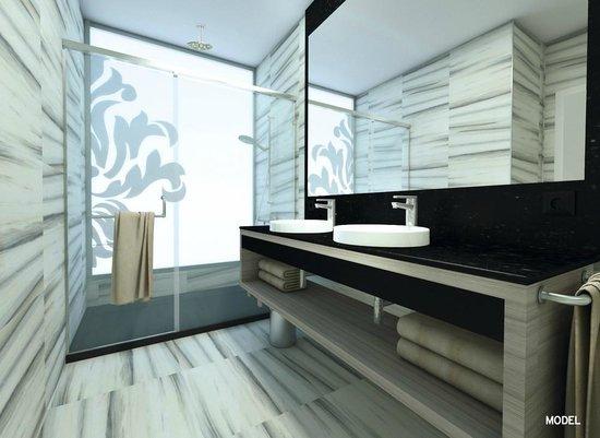 Hotel Riu Palace Meloneras Resort: Bathroom