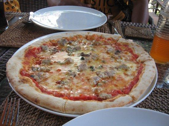 Ristorante Massimo: 美味しかったピザ
