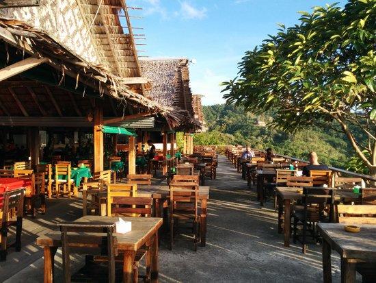 After Beach Bar: the beach bar itself