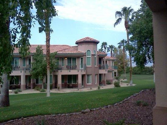 Marriott's Desert Springs Villas II: AREA DE DEPARTAMENTOS