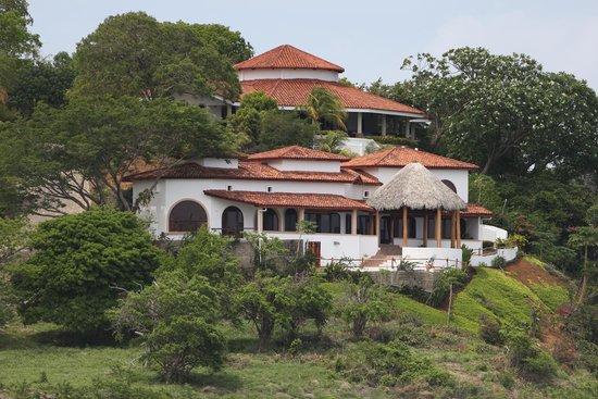 Rancho Santana: Big houses
