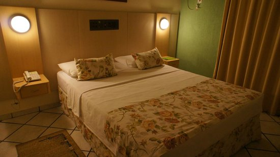 Hotel Olimpo: 部屋