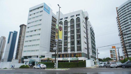 Hotel Olimpo: 外観