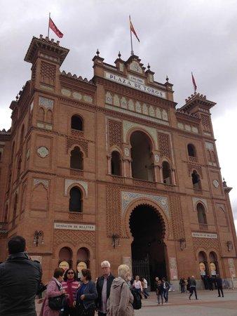 Plaza de Toros las Ventas: Plaza de toros